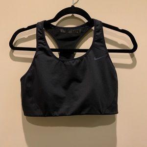 Nike black  Sports Bra Size XL